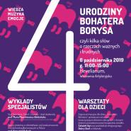 4. Urodziny Bohatera Borysa