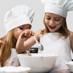 Dziecięca Akademia Kulinarna: Burger Stacja