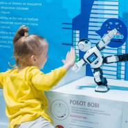 Robopark -  wystawa robotów