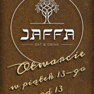 Otwarcie izraelskiej restauracji Jaffa w Garnizonie