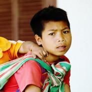 Piotr Strzeżysz - Zaistnienia, czyli rowerem po Birmie, Laosie i Kambodży