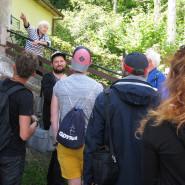 Spacer po Abisynii, Betlejem i Filtrach - Pogórze Dolne / Rumia