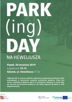 Park(ing) Day na Heweliusza