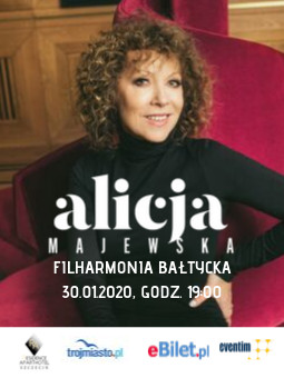 Alicja Majewska - Żyć się chce - Gdańsk, 30 stycznia 2020 (czwartek)