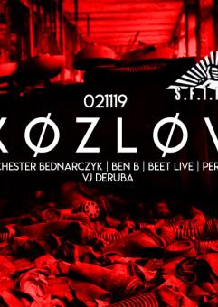 Kozlov / BEN B / Techenko Showcase
