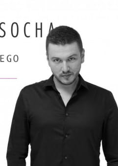Gdyńska scena Olki Szczęśniak: Mateusz Socha - premiera nowego programu