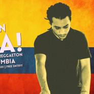 International Hot Latin Fiesta with Dj Tjago