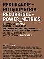Rekurancje - Potęgometria - wystawa