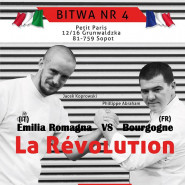 Bitwa nr IV Emilia Romagna vs Bourgogne