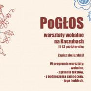 PoGłos - warsztaty wokalne na Kaszubach