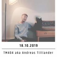 TM404 aka Andreas Tilliander
