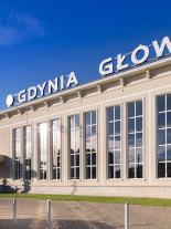 Zwiedzanie Dworca PKP Gdynia Główna