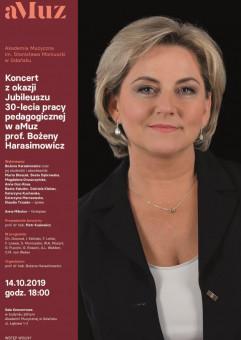 Jubileusz prof. Bożeny Harasimowicz