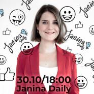 Janina Daily w Bibliotece z Pasją