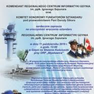 Wręczenie Sztandaru RCI Gdynia