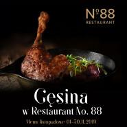 Gęsina w Restaurant No.88