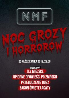 NMF: Noc Horrorów i Grozy