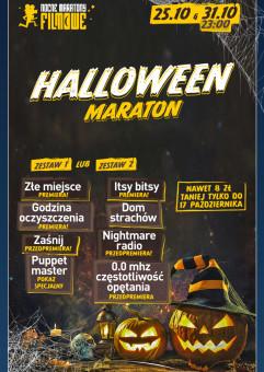 Halloween Maraton