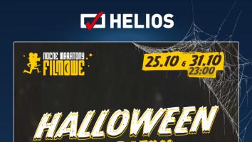 Bilety na Maraton Halloween w Helios Gdynia
