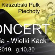 Koncert ku pamięci 66.Kaszubskiego Pułku Piechoty