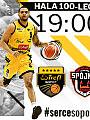 Koszykówka: TREFL Sopot - PGE Spójnia Stargard