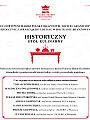Historyczny Stół Kulinarny