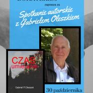 Spotkanie autorskie z Gabrielem Oleszkiem