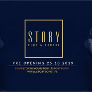 Pre-opening party Story Sopot