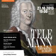 Muzyka Europy - Koncert II Telemann - obywatel Europy