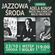 Jazzowa środa - muzyka na żywo