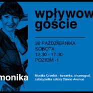 Wpływowi Goście - Monika Grzelak