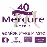 Świętuj z nami 40 lecie hotelu Mercure Gdańsk Stare Miasto