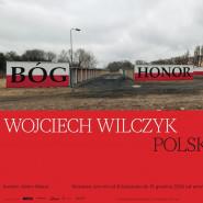 Wojciech Wilczyk - Słownik polsko-polski - wystawa