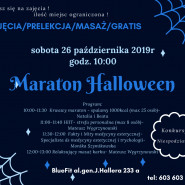 Maraton Halloween w BlueFit