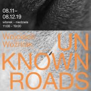 Wojciech Woźniak: Unknown roads - wernisaż