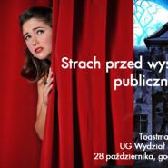 Strach przed wystąpieniami publicznymi