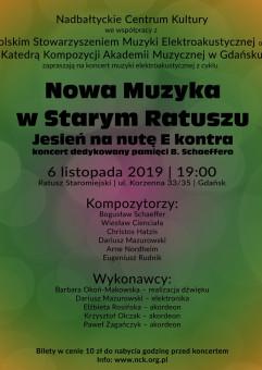 Nowa Muzyka w Starym Ratuszu