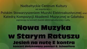 Bilety na koncert Nowa Muzyka w Starym Ratuszu
