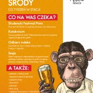 Studenckie środy w Funky Monkey