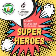 Superheroes: Sylwester Szefów Kuchni i Cukierni