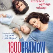 Kino Kobiet - 1800 gramów