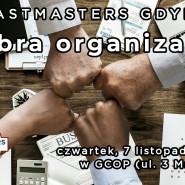 Dobra organizacja - Toastmasters Gdynia