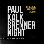 Paul Kalkbrenner Night