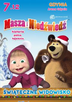 Masza i Niedźwiedź. Historia pełna tajemnic