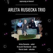 Wieczór Koncertowy - Koncert Arleta Rusiecka Trio