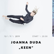 Joanna Duda - Keen, HK+ Re- Definition