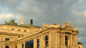 Zaproszenie na czytanie performatywne Claus Peymann opuszcza Bochum i jako dyrektor Burgtheater udaje się do Wiednia