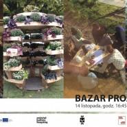 Rhizome. Bazar Projektów społecznych form tworzenia sztuki