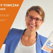 Spotkanie autorskie z Martą Woźny-Tomczak
