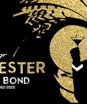 Sylwester w stylu Jamesa Bonda - Years of 1962-2020